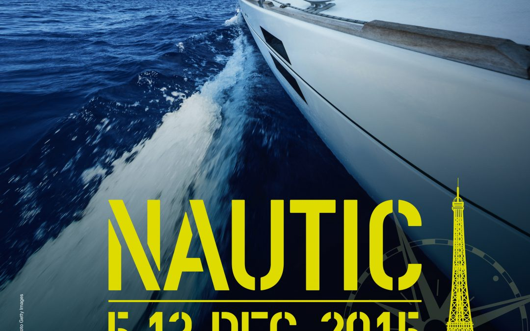 nke at NAUTIC boat show in Paris