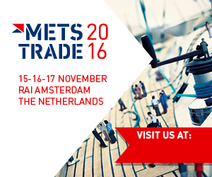 nke at METS boat show 2016 – Amsterdam