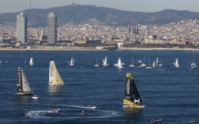 Le nouveau GPS Compass sur la Barcelona World Race !