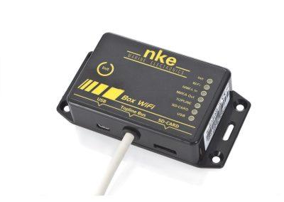Box USB Datalog WiFi