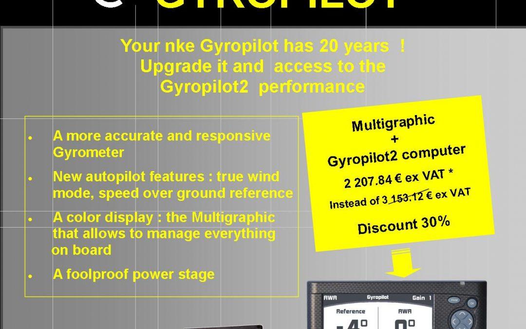 Gyropilot 1 replacement offer