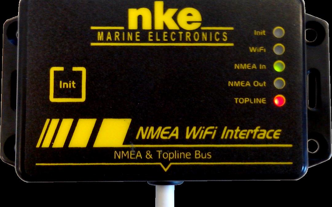 New : Box nke Wifi NMEA- Bi directional interface