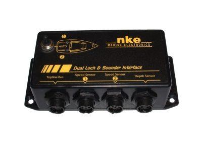 Interface Dual-Loch/Sondeur