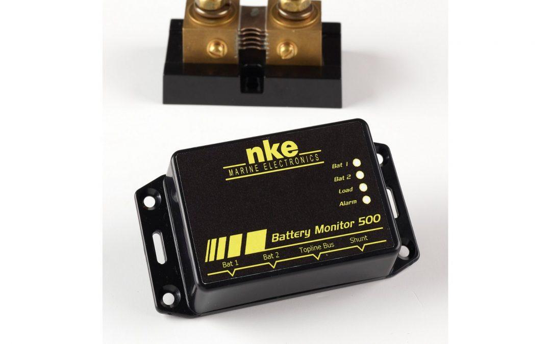 Battery Monitor 500