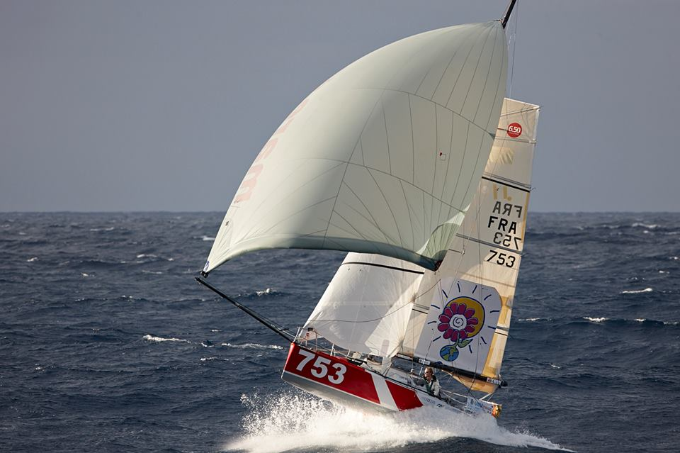 Mini Transat : 4th place for Luke Berry