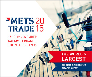 nke at METS boat show 2015 – Amsterdam