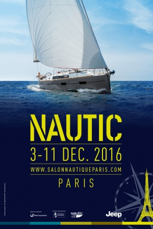nke au salon Nautic de Paris 2016
