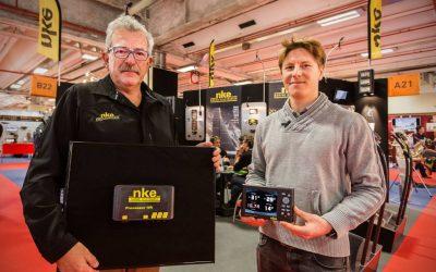 Lauréat du Prix de la Haute Technologie pour le Pilote nke !