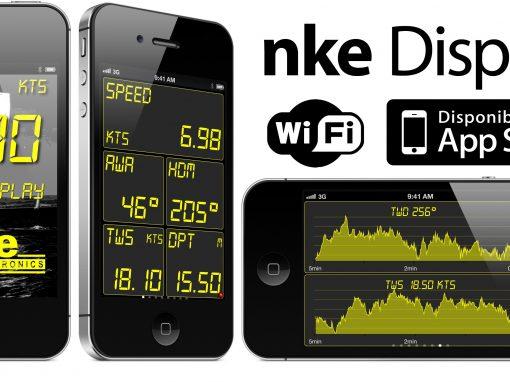 nke Display Pro (App Smartphone)