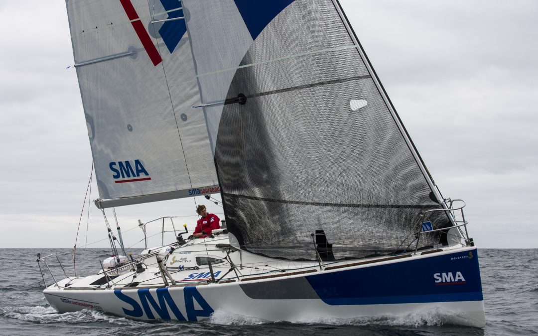 Get ready for La Solitaire du Figaro : D – 4 !