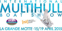 nke at International multihull boat show – La Grande Motte