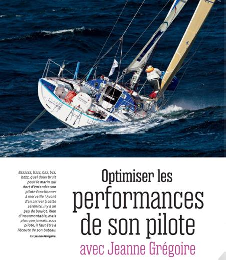 Optimizing performances of your nke pilot, by Jeanne Gregoire