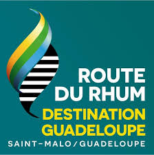 Nke support race moves on St Malo docks at the occasion of Route du Rhum departure